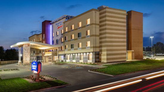 Fairfield Inn & Suites by Marriott Tampa Wesley Chapel