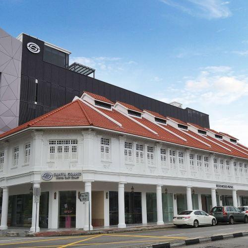 新加坡昇達酒店-東海岸 (Staycation Approved)