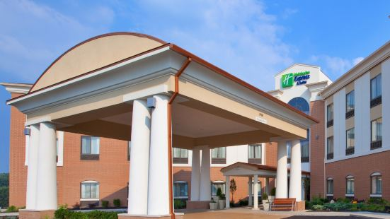 阿克倫南機場地區智選假日酒店及套房