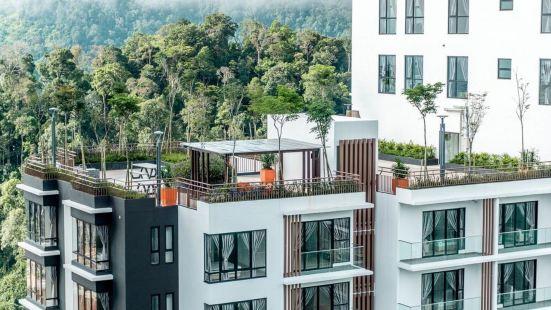 7 石套房雲頂山丘酒店