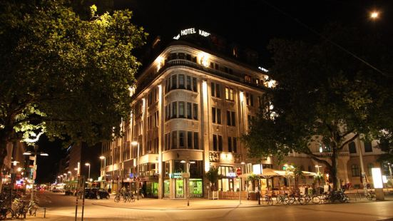 Central-Hotel Kaiserhof Hannover