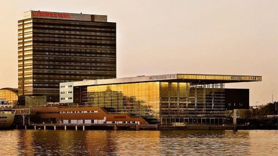 阿姆斯特丹市中心瑞享酒店