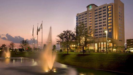 休斯頓能源走廊大使套房酒店