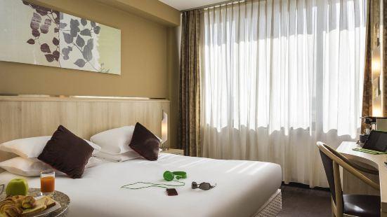 日內瓦勃朗峯阿德吉奧公寓式酒店