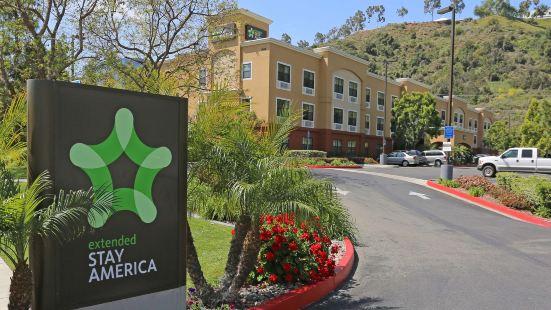 美國長住酒店 -聖迭戈 - 使命谷 - 體育場