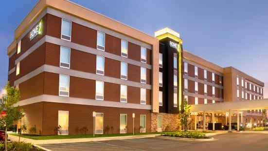 印第安納波利斯格林伍德希爾頓惠庭套房酒店