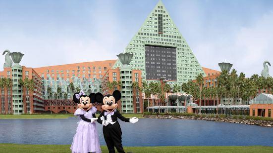 華特迪士尼世界海豚酒店