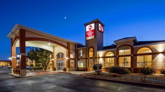 Best Western Plus Lubbock Windsor Inn