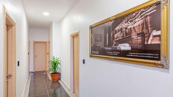 杜布羅夫尼克七星住宿酒店