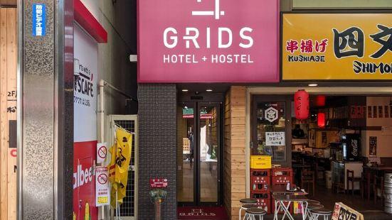 札幌網格旅館