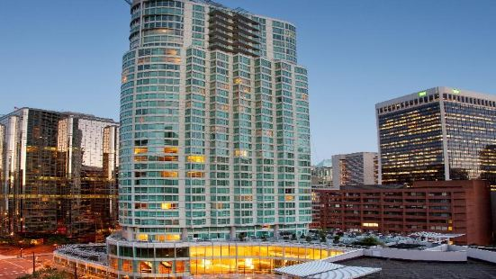 Vancouver Marriott Pinnacle Downtown Hotel
