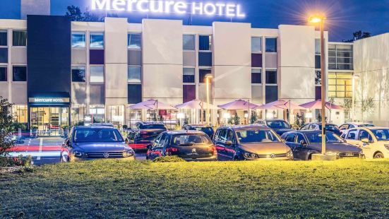 勒芒巴蒂諾爾美居酒店