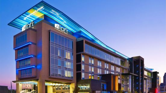Aloft Oklahoma City Downtown – Bricktown