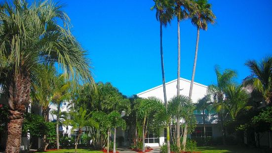 The Beachcomber Beach Resort Hotel