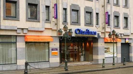 Citadines Toison d'Or Brussels
