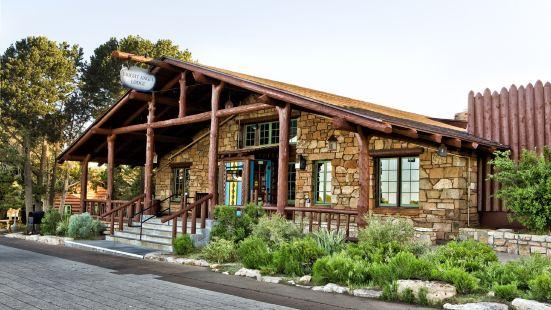 Bright Angel Lodge - Inside the Park
