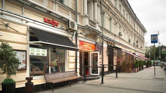 諾莫夫公寓酒店