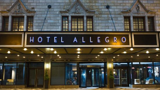 The Allegro Royal Sonesta Hotel