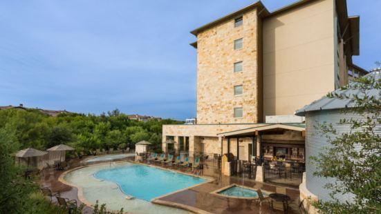 聖安東尼奧西北-海洋世界區假日酒店
