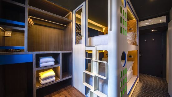 CUBE Family Boutique Capsule Hotel @ Chinatown (Staycation Approved)