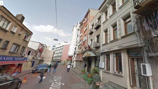 藍色伊斯坦堡公寓