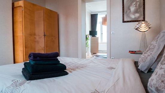斯馬特設計公寓酒店 - 佐丹宮殿