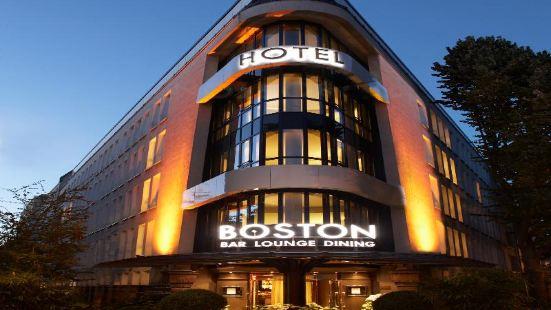 波士頓漢堡酒店