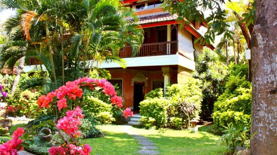普瑞岑達納度假酒店峇里島