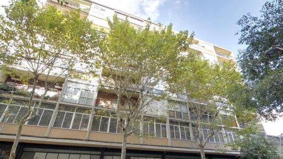 Barcelona Apartment Villarroel