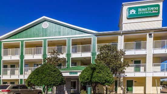 休斯頓 - 西奧克斯家鄉開放式客房紅屋頂酒店