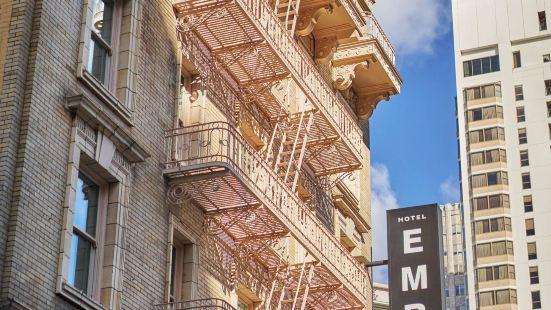 舊金山恩布勒姆酒店-維塞羅城市度假勝地
