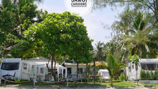 Samui Caravans Beach Camp