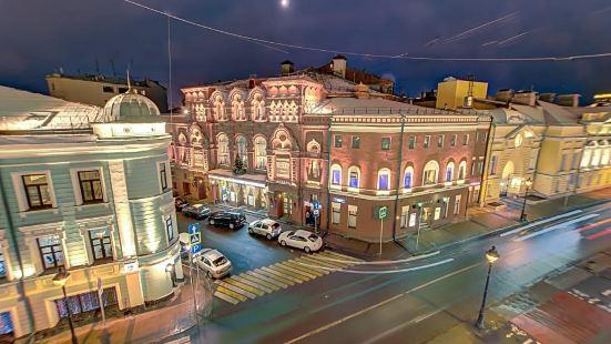 天空景觀城市酒店