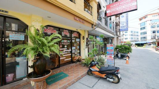 OYO 520 Pattaya Cantina