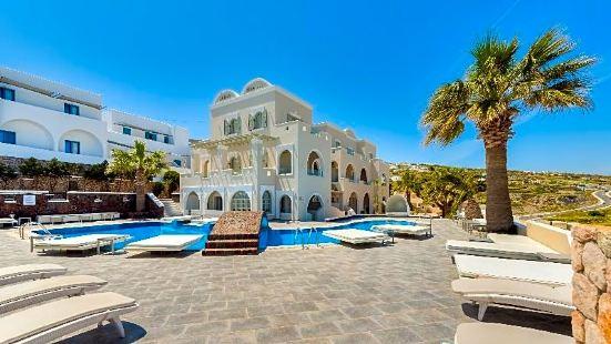 藍色套房酒店