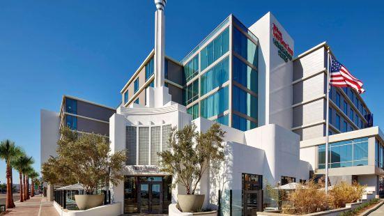聖迭戈市中心/碧沙希爾頓欣庭套房酒店