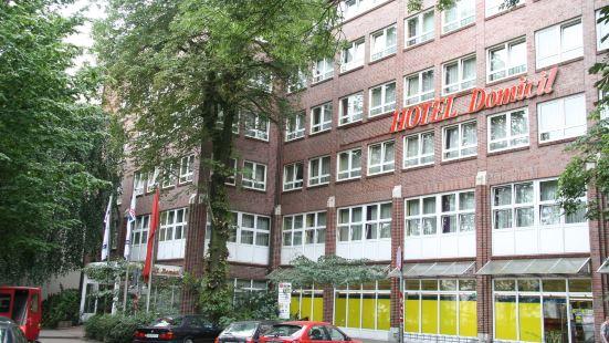 多米希爾漢堡金色鬱金香酒店