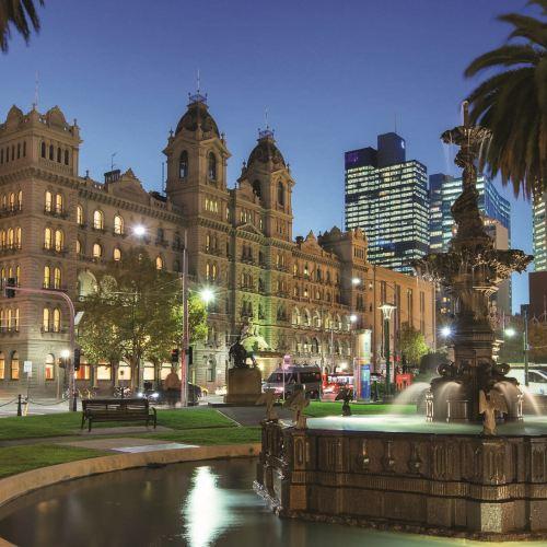 더 호텔 윈저 멜버른