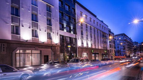 巴黎拉德芳斯貝斯特韋斯特優質酒店