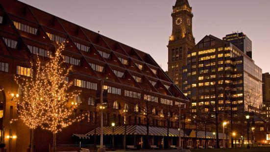 波士頓長碼頭萬豪酒店
