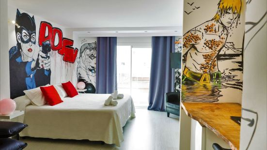 伊比薩城市空間旅館