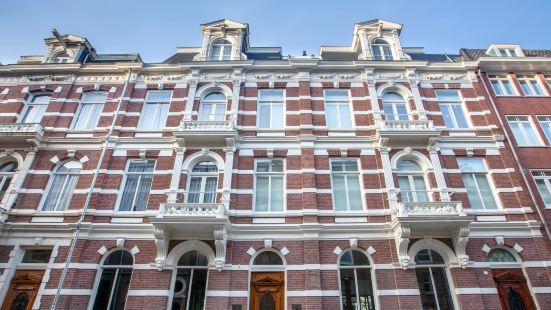 枕頭豪華精品酒店 - 安娜範登馮德爾阿姆斯特丹