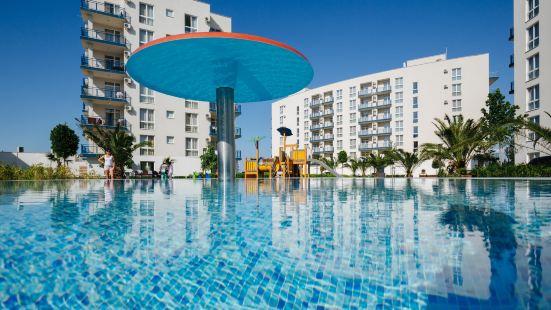 依莫爾提思蓋皮瑞博熱尼卡託公寓式酒店