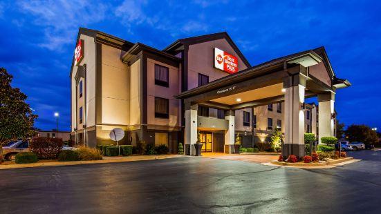 貝斯特韋斯特優質普勒斯米德韋斯特城旅館&套房酒店