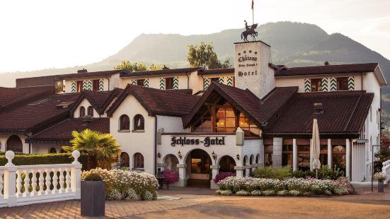 施羅斯酒店 - 瑞士沙勒莫里斯查