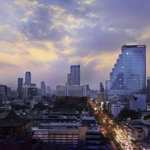 โรงแรม พูลแมน กรุงเทพ จี