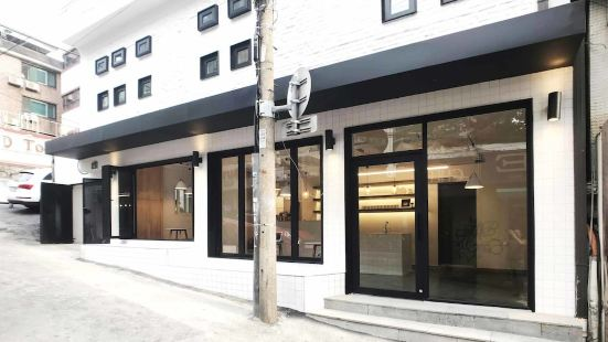 Seoul Cube Itaewon - Hostel
