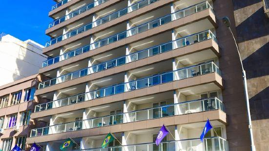 科帕卡巴納堡 RJ飯店