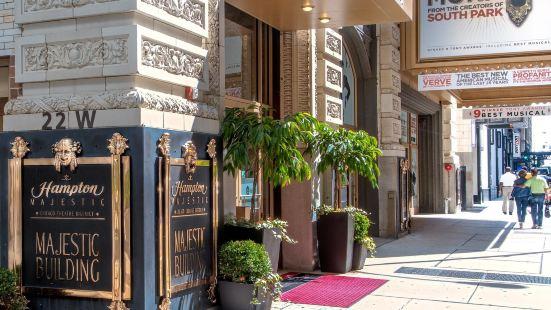 Hampton Inn Majestic Chicago Theatre District