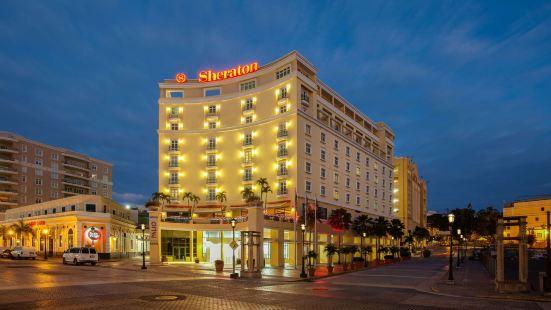 喜來登聖胡安老城酒店